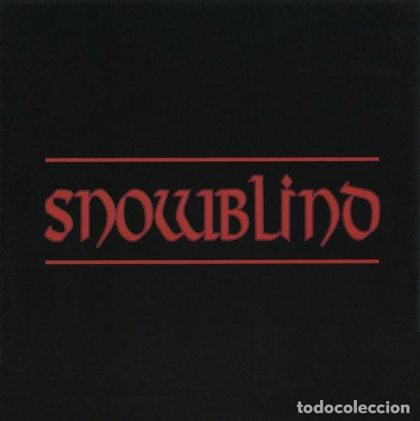 musica snowblind