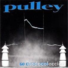 CDs de Música: PULLEY - 60 CYCLE HUM - CD. Lote 133121243