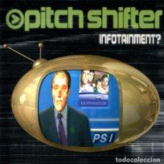 CDs de Música: PITCHSHIFTER - INFOTAINMENT? - ENHANCED CD - CD. Lote 133122507