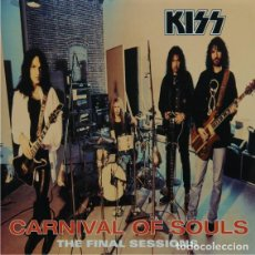 CDs de Música: KISS - CARNIVAL OF SOULS: THE FINAL SESSIONS - CD. Lote 133122831