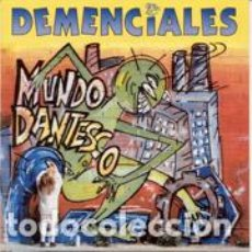 CDs de Música: DEMENCIALES - MUNDO DANTESCO - CD. Lote 133122875