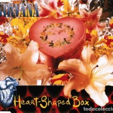 CDs de Música: NIRVANA - HEART-SHAPED BOX - 3 TRACK CD-SG - CD. Lote 133123935