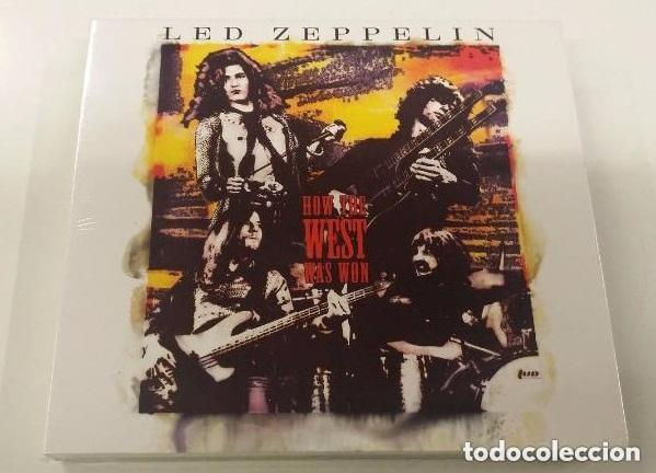 LED ZEPPELIN: HOW THE WEST WAS WON - 3 CDS DIGIPACK *IMPECABLE* (Música - CD's Rock)