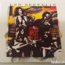 CDs de Música: LED ZEPPELIN: HOW THE WEST WAS WON - 3 CDS DIGIPACK *IMPECABLE*. Lote 133124958