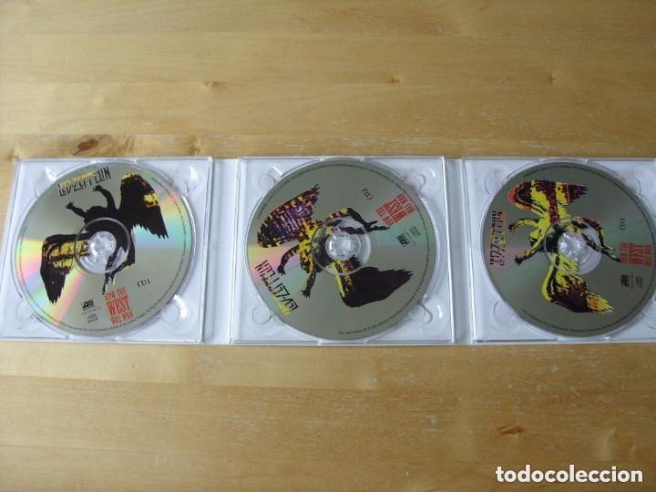 CDs de Música: LED ZEPPELIN: HOW THE WEST WAS WON - 3 CDS DIGIPACK *IMPECABLE* - Foto 3 - 133124958