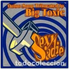 CDs de Música: SEXY SADIE & BIG TOXIC - ONION SOUP TRITURATED BY BIG TOXIC - CD. Lote 133125725