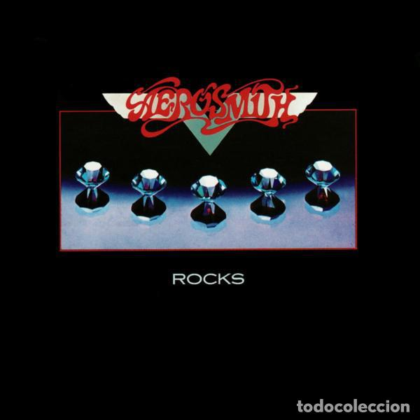 AEROSMITH - ROCKS - REISSUE - CD (Música - CD's Rock)