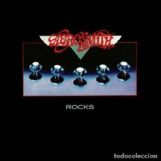 CDs de Música: AEROSMITH - ROCKS - REISSUE - CD. Lote 133128817