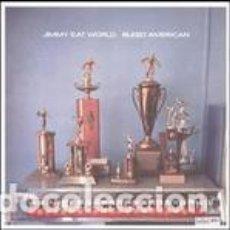 CDs de Música: JIMMY EAT WORLD - BLEED AMERICAN - CD. Lote 133129189