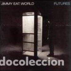 CDs de Música: JIMMY EAT WORLD - FUTURES - CD. Lote 133129193