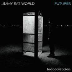 CDs de Música: JIMMY EAT WORLD - FUTURES - 2XCD LIMITED EDITION - ENHANCED CD - CD. Lote 133129209