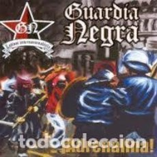 CDs de Música: GUARDIA NEGRA - ADRENALINA! - CD. Lote 133133943