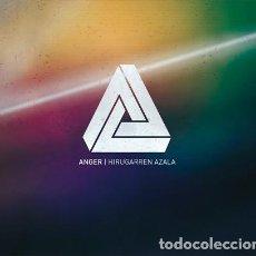 CDs de Música: ANGER - HIRUGARREN AZALA - CD. Lote 133137194