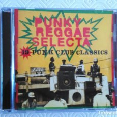 CDs de Música: VARIOS-PUNKY REGGAE SELECTA (CD. SPECTRUM.2015) LEE PERRY, AUGUSTUS PABLO...CONEXION: THE CLASH.... Lote 133145926