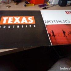 CDs de Música: DOS LP DE LA MITICA BANDA TEXAS. Lote 133152902
