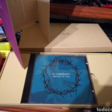 CDs de Música: EL LEBRIJANO CD LAGRIMAS DE CERA CAJA PROMOCIONAL CON TRIPTICO PROMO RAREZA. Lote 133168474