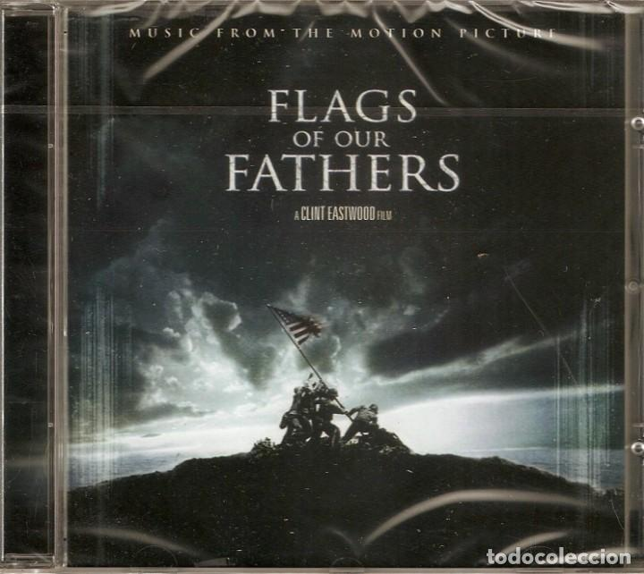 FLAGS OF OUR FATHERS / CLINT EASTWOOD CD BSO (Música - CD's Bandas Sonoras)