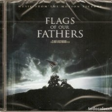 CDs de Música: FLAGS OF OUR FATHERS / CLINT EASTWOOD CD BSO. Lote 133172250