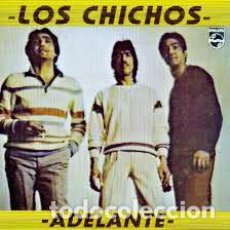 CDs de Música: LOS CHICHOS - ADELANTE - REISSUE - REMASTERED - CD. Lote 133119015
