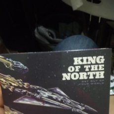 CDs de Música: KING OF THE NORTH GET OUT OF YOUR WORLD. Lote 133209670