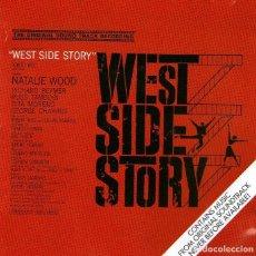 CDs de Música: B.S.O. WEST SIDE STORY - LEONARD BERNSTEIN - CD ALBUM - 18 TRACKS - SONY MUSIC 1992. Lote 133239978