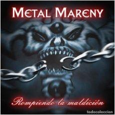 CD de Música: METAL MARENY - ROMPIENDO LA MALDICION - CD 2013. Lote 133291134