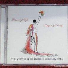 CDs de Música: FREDDIE MERCURY (THE VERY BEST OF FREDDIE MERCURY SOLO) CD 2006. Lote 195135415