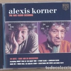Music CDs - ALEXIS KORNER - THE BBC RADIO SESSIONS (CD) 1994 - 20 TEMAS - 133338702