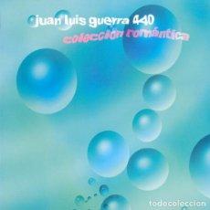 CDs de Música: JUAN LUIS GUERRA 4.40 - COLECCIÓN ROMÁNTICA (ESPAÑA, 2000.2 × CD, COMPILATION). Lote 133355522