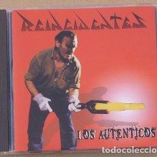 CDs de Música: REINCIDENTES - LOS AUTENTICOS (CD) 1998 - 17 TEMAS. Lote 133356786