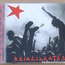 CDs de Música: REINCIDENTES - ALGAZARA (2 CD) 1998 - 34 TEMAS. Lote 133368658