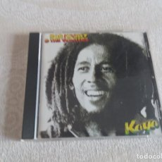 CDs de Música: KAYA. BOB MARLEY AND THE WAILERS. CD.. Lote 133397606