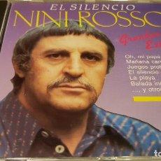 CDs de Música: NINI ROSSO / EL SILENCIO / CD - PERFIL / 12 TEMAS / CALIDAD LUJO.. Lote 133401922