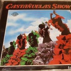 CDs de Música: CASTAÑUELAS SHOW / CD - PERFIL / 17 TEMAS / CALIDAD LUJO.. Lote 176207157