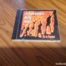CDs de Música: HOMBRES DE LUZ. DE MI SANGRE. CD EN BUEN ESTADO. CON 12 TEMAS. RARO. Lote 133411686