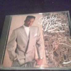 CDs de Música: BOBBY BROWN ?– DON'T BE CRUEL CD 1988 RNB/SWING, NEW JACK SWING. Lote 133418078