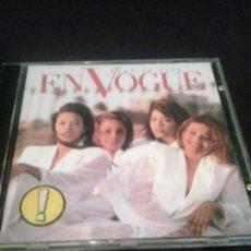 CDs de Música: EN VOGUE ?– BORN TO SING CD 1990 CONTEMPORARY R&B, NEW JACK SWING. Lote 133418174