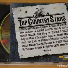 CDs de Música: TOP COUNTRY STARS, SPEARS BARE WILLIE MILLER POSE HORTON TWITTY LEWIS GAIL JACKSON KNOX RILEY... CD. Lote 133419330