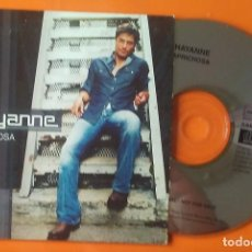 CDs de Música: CHAYANNE CAPRICHOSA CD SINGLE PROMOCIONAL SONY MUSIC 2003. Lote 133457454