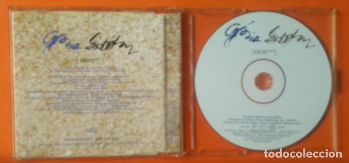 CDs de Música: GLORIA ESTEFAN HOY CD SINGLE SAMPCS 2003 PROMO - Foto 2 - 133457874