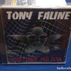 CDs de Música: CD TONY FALINE ( STOP, DROP AND FUNK ) UNION RECORDS PRECINTADO . Lote 133495566