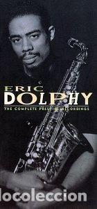COMPLETE PRESTIGE RECORDINGS BY ERIC DOLPHY (Música - CD's Jazz, Blues, Soul y Gospel)