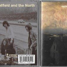 CDs de Música: HATFIELD AND THE NORTH: HATFIELD AND THE NORTH. SENSACIONAL 1º LP CANTERBURY. EX CARAVAN. Lote 56679194