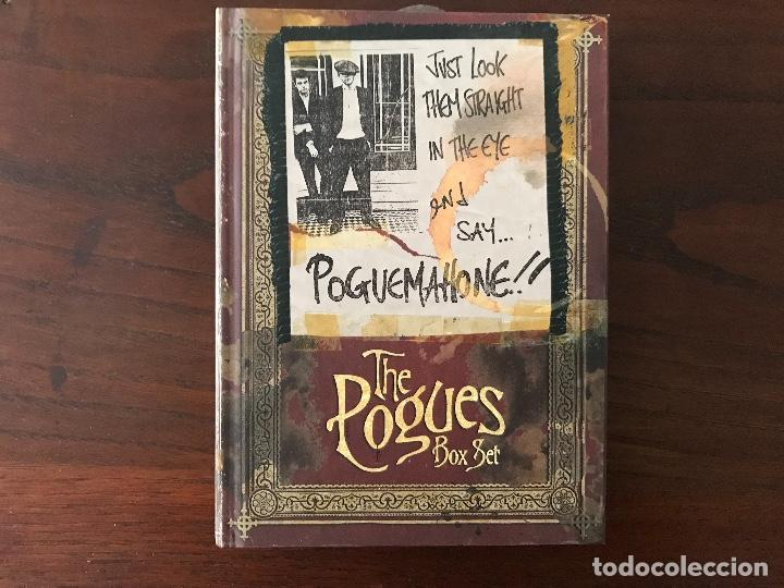 JUST LOOK THEM STRAIGHT IN THE EYE AND SAY... POGUEMAHONE!! AUDIOLIBRO, COFRE, CD (Música - CD's Rock)