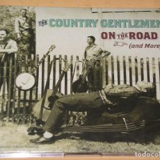 CDs de Música: THE COUNTRY GENTLEMAN, ON THE ROAD AND MORE, MUY DIFICIL Y RARO, CD ERCOM. Lote 133548038