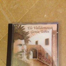 CDs de Música: ELS VALLDEMOSSA. GENIA TOBIN. ARXIDUC LLUÍS SALVADOR. Lote 133550183