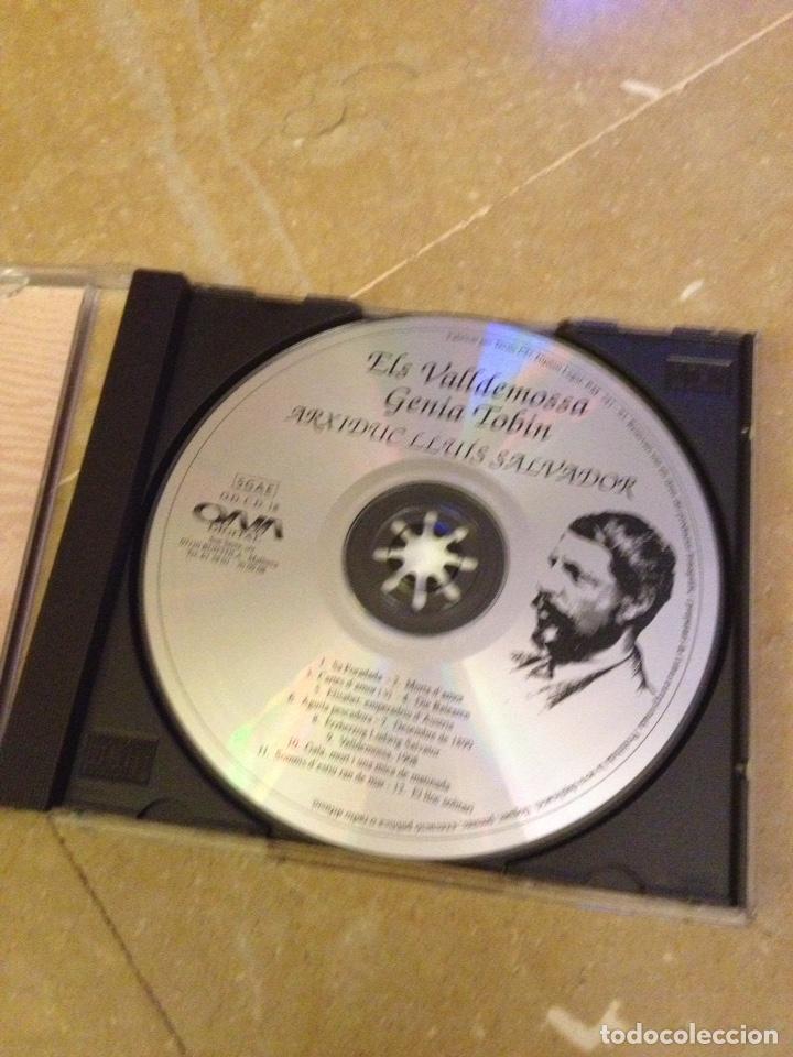 CDs de Música: Els Valldemossa. Genia Tobin. Arxiduc Lluís Salvador - Foto 2 - 133550183
