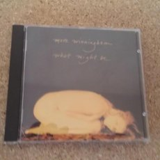CDs de Música: MARE WINNINGHAM , WHAT MIGHT BE. Lote 133552362