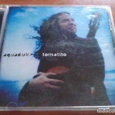 CDs de Música: TOMATITO . AGUADULCE. Lote 133557634