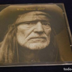 CDs de Música: WILLIE NELSON SPIRIT CD . Lote 133563934